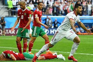 Toàn cảnh Iran 1-0 Ma-rốc: Chiến thắng từ trên trời rơi xuống
