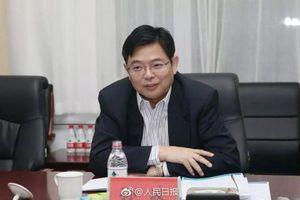 Tổng Giám đốc tập đoàn đóng tàu lớn nhất Trung Quốc bị bắt để điều tra tham nhũng
