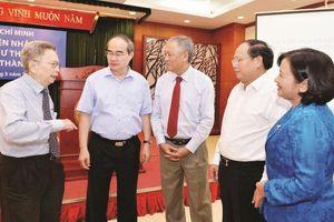 TP.Hồ Chí Minh: Ưu tiên thu hút chuyên gia khoa học, công nghệ