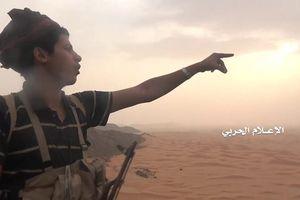 Chiến binh Houthi tấn công dọc biên giới Ả rập Xê út, diệt hàng loạt lính liên quân