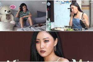 BXH thương hiệu thành viên girlgroup: Hwasa (Mamamoo) vượt dàn mỹ nhân nhờ… khoe mặt mộc và ăn lòng nướng