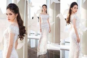 Hương Giang diện váy xuyên thấu, khoe hình thể 'thần Vệ Nữ' dẫn đầu top sao đẹp