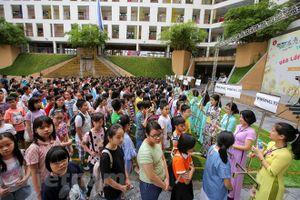 Gần 800 thí sinh dự kỳ thi vào lớp 6 Trường Marie Curie