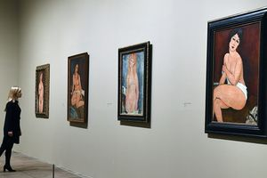 Triển lãm nude: câu chuyện gây tranh cãi hàng thế kỷ
