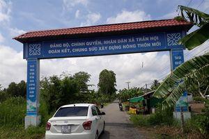 Huyện Trần Văn Thời nỗ lực xây dựng nông thôn mới
