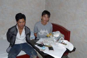 Bộ đội Biên phòng Kon Tum bắt đường dây mua bán 1 kg ma túy đá