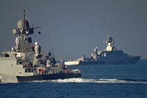 Nga tăng gấp Kalibr đến Syria sau động thái của Mỹ