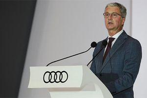 CEO đương nhiệm của hãng xe sang Audi bất ngờ bị bắt giữ