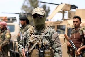 Quân Assad bất ngờ bị đánh úp bởi đối thủ mà Nga cũng phải kiêng nể