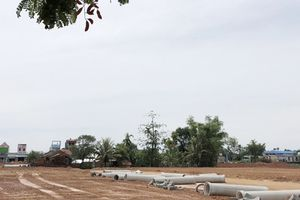 Lấy đất làm khu đô thị ở Quảng Ngãi như nấm mọc sau mưa