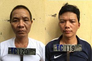 Khởi tố 2 đối tượng chuyên 'làm luật' bảo kê máy gặt lúa ở Nghệ An