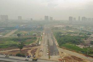 Hà Nội làm gần 3km đường nối đường Lê Trọng Tấn và Vành đai 3