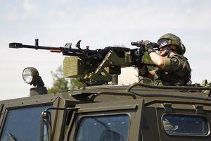 Khả năng hủy diệt khủng khiếp của súng máy 12,7mm Kord Nga