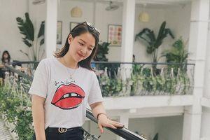 Nữ sinh xinh đẹp, hát hay nổi tiếng trường Văn hóa Nghệ thuật Quân đội