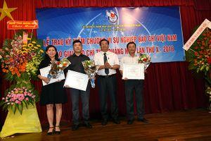 Quảng Ngãi: Trao Kỷ niệm chương vì sự nghiệp Báo chí Việt Nam và trao Giải báo chí lần thứ X- năm 2018