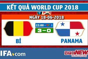 Video kết quả Bỉ vs Panama: Sức mạnh hủy diệt của đội tuyển Bỉ