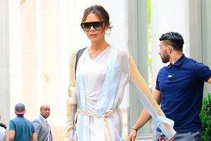Victoria Beckham lẻ bóng dạo phố New York sau tin đồn ly hôn