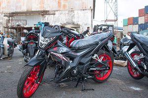 'Đập thùng' xe máy Honda Sonic 2018 giá 70 triệu ở Sài Gòn