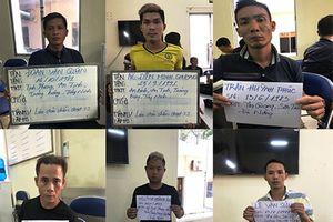 Lật tẩy băng nhóm tội phạm Đài Loan cấu kết với người Việt lừa đảo tiền tỉ