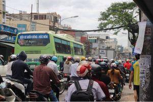 TP.HCM: Ùn tắc giao thông vẫn được kiểm soát