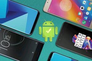 Nhà sản xuất Android nào hỗ trợ cập nhật phần mềm tốt nhất?