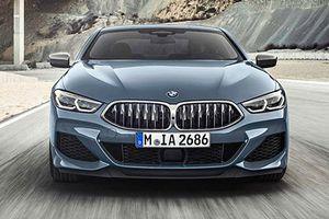 BMW giới thiệu 8-Series 2019 'đối thủ' Mercedes-Benz S-Class Coupe