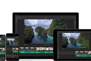 Adobe tung ra phiên bản chỉnh sửa video 'tất cả trong một'