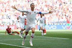 Bồ Đào Nha 1-0 Morocco: Có Ronaldo là có tất cả