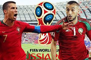 Bồ Đào Nha - Morocco: Khó cản Ronaldo?