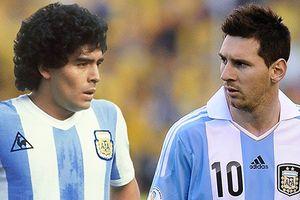 Messi không thể giành World Cup một mình, vì Maradona cũng vậy