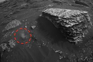 Phát hiện kinh ngạc về vết nung bí ẩn trên sao Hỏa