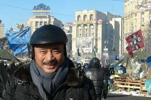 Nhà báo Duy Nghĩa - 'Người đàn ông nước Nga' trên thời sự VTV