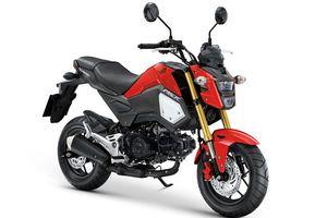 Honda ra mắt xe MSX 125cc thế hệ mới, giá 49,99 triệu