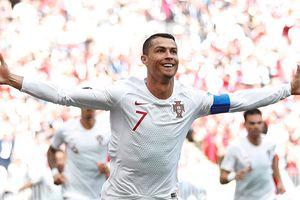 Đánh đầu tiễn Ma-rốc về nước, Ronaldo xô đổ kỷ lục của huyền thoại Puskas