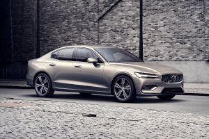 Volvo vén màn mẫu sedan hạng sang Volvo S60 2019 hoàn toàn mới