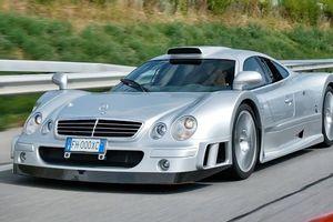 10 mẫu xe phát triển dựa trên xe đua Le Mans 24h