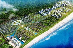 Thừa Thiên Huế kêu gọi đầu tư, Tập đoàn Á Đông 'đi trước đón đầu' làm du lịch tại biển Lăng Cô