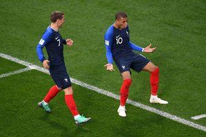 Mbappe đi vào lịch sử, Pháp tiễn Peru rời World Cup