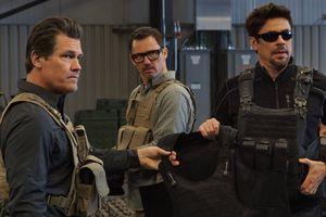 'Thanos' Josh Brolin tiếp tục xuất hiện cực ngầu trong 'Sicario 2'