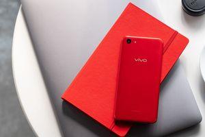 Phiên bản Vivo Y81 Red bắt đầu cho đặt mua trước