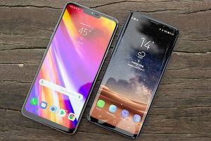 4 lý do bạn nên mua LG G7, không nên mua Galaxy S9 của Samsung