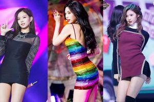 Trầm trồ trước nhan sắc của 10 nữ idol quyến rũ nhất Kpop