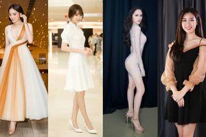 Top 7 bộ đồ cao cũng hợp, thấp vẫn xinh khiến sao Việt đụng nhau chan chát nửa đầu năm 2018
