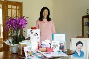 Cựu Thủ tướng Thái Lan Yingluck lần đầu lên tiếng kể từ khi chạy trốn