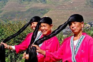 Bí mật chăm sóc mái tóc dài tuyệt đẹp của phụ nữ Trung Quốc
