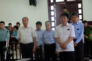 Đề nghị y án sơ thẩm đối với bị cáo Đinh La Thăng
