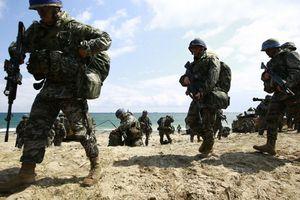 Mỹ dừng thêm 2 cuộc diễn tập quân sự với Hàn Quốc
