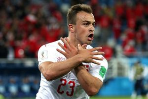 Kết quả trận Serbia vs Thụy Sỹ, World Cup 2018
