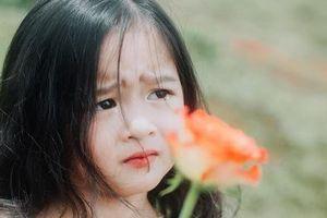 Bé gái xinh đẹp ở Đắk Nông thay đổi hình ảnh để đóng phim?