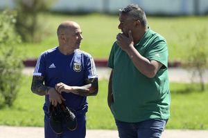 Argentina 'đảo chính' đòi Burruchaga lên thay HLV Sampaoli